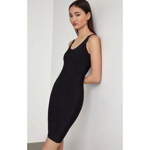 WORN ONCE: BCBGMAXAZRIA Caspar Dress in Black - XS